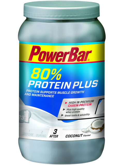 PowerBar ProteinPlus 80% Dose Coconut 700g